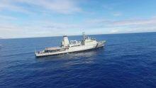 Au large de Rodrigues : la britannique Karen Slater sauvée par la CGS Barracuda