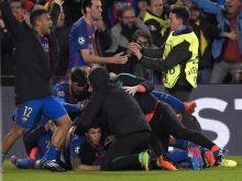Ligue des champions: miracle à Barcelone, le Paris SG humilié