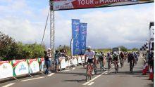 Tour de Maurice de cyclisme : Basson remporte la première étape, Gaboriaud reste en jaune
