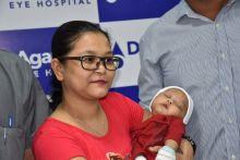 Un bébé mauricien de deux mois opéré avec succès en Inde