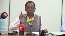 Sunil Bholah : « vinn montre mwa kot mone interfere »