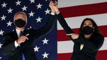 Joe Biden et Kamala Harris Personnalités de l'année du magazine Time