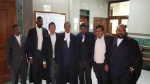 Bureau saccagé de Rama Valayden : l'avoué Kaviraj Bokhoree libéré sous caution