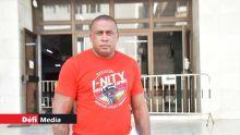 Bruneau Laurette affirme qu'il sera bel et bien à Port-Louis en signe de solidarité avec la famille Kistnen