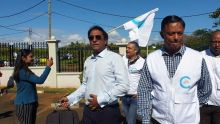 Nomination Day : «La démocratie est malade», dit Dev Sunassee, le candidat de 100% Citoyens