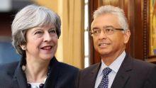 Rencontre Pravind Jugnauth/Theresa May : Londres souhaite des discussions bilatérales sur le dossier Chagos