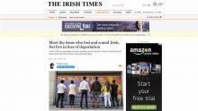 Irlande : tout n'est pas rose pour des Mauriciens