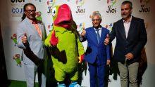 Voici Krouink, la mascotte des Jeux des îles de 2019