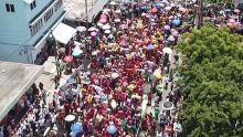 Le Thaipoosam Cavadee célébré dans la ferveur.