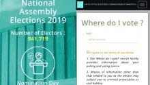 Législatives 2019 : l'application mobile «OEC Mauritius» lancée par le bureau de la Commission électorale