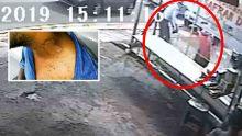 Brutalités policières alléguées à Floréal après une dispute entre deux voisins : des images CCTV montrent la scène