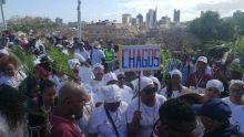 Des natifs et descendants des Chagos présents dans la foule de Marie Reine de la Paix