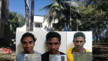 Évasion du centre de détention du Chaland : fin de cavale pour les trois Bangladais