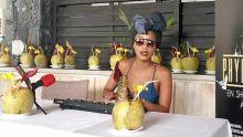 Phyllisia Ross en showcase à L'Altitude Club