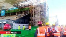 Accident mortel complexe sportif de Côte-d'Or : la victime est un superviseur irlandais
