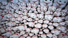 Tokyo : un temple des chats porte-bonheur attire les instagrammeurs
