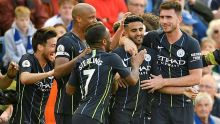 Premier League : Manchester City remporte son sixième titre en l'emportant largement à Brighton