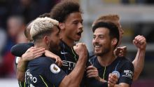 Premier League : Manchester City sort du piège Burnley et reprend la tête