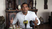 Motion of disallowance: Adrien Duval dénonce les «agissements» de Bobby Hurreeram
