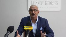 «Mo pran enn ti pe refleksion lor kuma pou fer politik otreman», dit Bashir Jahangeer après sa démission du MSM