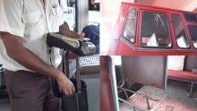 Après les récents cas d'agressions, les chauffeurs et receveurs de bus tirent la sonnette d'alarme