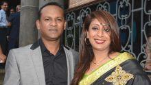 Allégations de violence conjugale : Sandhya Boygah porte plainte contre son époux à la police