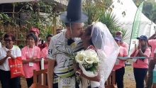 CIEL Ferney Trail : les Mauriciens Vincent et Tina se marient sur la ligne d'arrivée après une course de 50 km