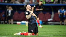 Mondial 2018 : la Croatie héroïque élimine l'Angleterre et s'offre une première finale