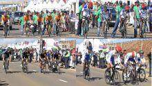 [Images] JIOI – Cyclisme : le contre-la-montre démarre