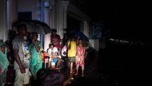 L'Inde et le Bangladesh frappés par un cyclone