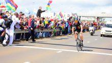 [Images] JIOI - Cyclisme : argent et bronze pour Maurice dans le contre-la-montre individuel