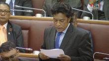 Débats budgétaires : «Maurice connaît une transformation sans précédent», dit Nando Bodha