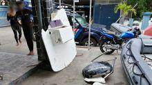 Disparition en mer de Waren Wong-Tong : des débris du speedboat   enfin retrouvés
