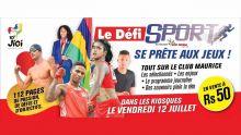 JIOI : le Défi Sport lance un magazine «Spécial Jeux des îles» ce vendredi