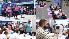 Campagne de dépistage et de sensibilisation autour du diabète à l'occasion du premier anniversaire du Défi Santé