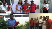 La fête de la Saint-Valentin de Radio Plus célébrée avec les Mauriciens