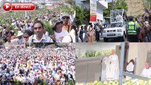 [Live] Ne ratez rien de la visite du pape François à Maurice : suivez notre fil rouge