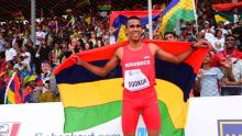 JIOI - 1500m : Maurice remporte l'or après 40 ans grâce à Mohammad Dookun