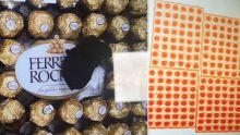 A l'aéroport : du haschich dissimulé dans du chocolat