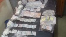À Batterie Cassée, Roche-Bois : Rs 1 million dissimulées dans un mur