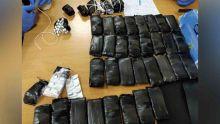 Aéroport Plaisance : deux jeunes enfants interceptés avec du Subutex dans leurs bagages