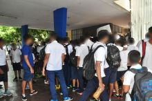 Une campagne de sensibilisation contre la violence lancée dans une quinzaine d'établissements scolaires