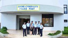La Cybercité d'Ebène dotée d'un poste de police