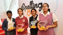 Compétition sur la connaissance de l'orthographe en langue anglaise : les gagnants récompensés