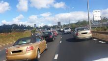 Sorèze : le marquage routier sur l'autoroute provoque un gros embouteillage