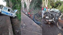 Accident à Canot : un motocycliste de 51 ans succombe à ses blessures