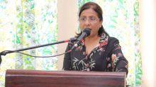 Réforme électorale : La Vice Première ministre « satisfaite » de la représentativité féminine au parlement