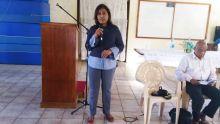 Agalega : Fazila Daureeawoo évoque la possibilité de construire un centre récréatif dans l'île