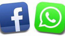 Problèmes techniques sur Facebook et WhatsApp