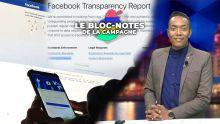 Bloc-notes de la campagne - Politique 2.0 : Maurice se trouve sur une «Facebook censorship list»